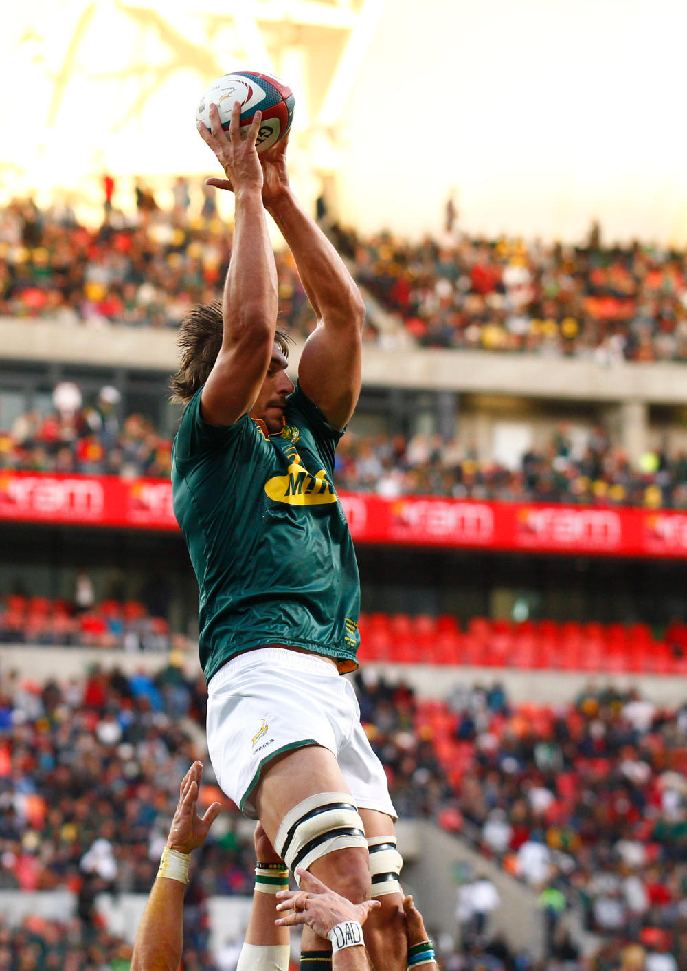 Eben Etzebeth South Africa Springboks Rugby Union 2017 tall