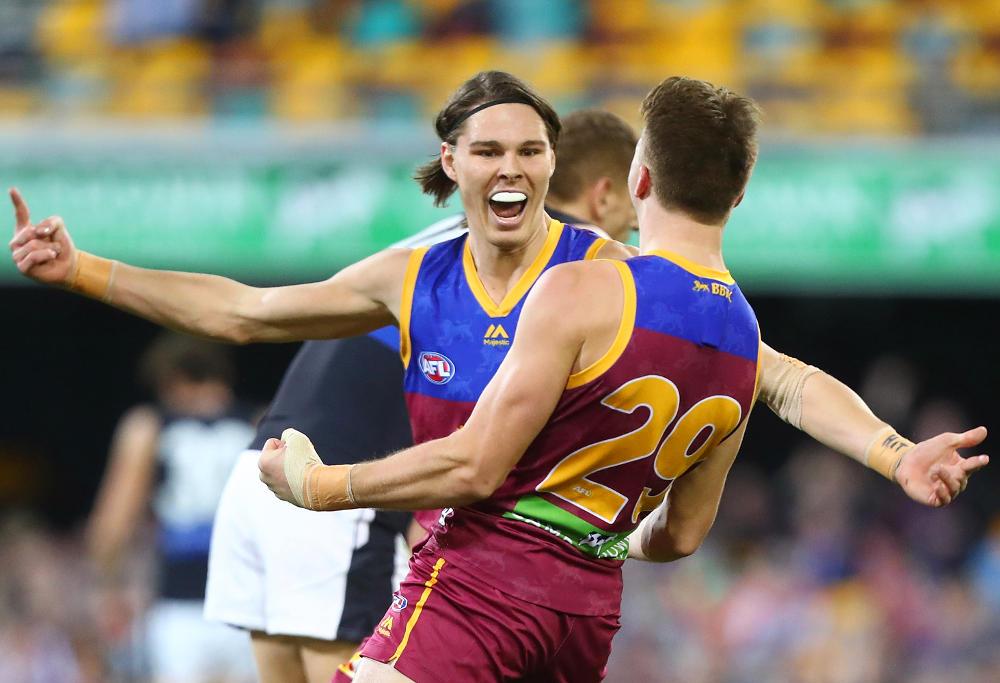 Eric Hipwood Brisbane Lions AFL 2017
