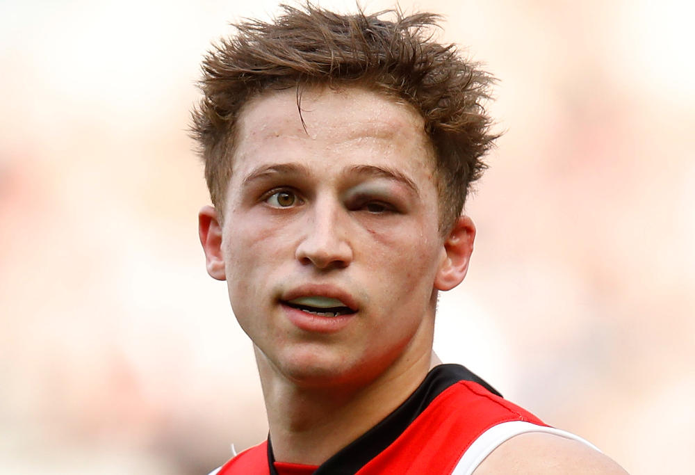 Jack Billings St Kilda Saints AFL 2017