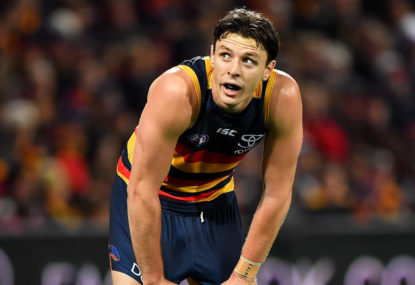 Lever or McGovern: which out-of-contract star is Adelaide's number one priority?