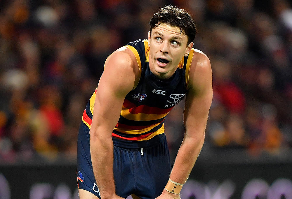 Jake Lever Adelaide Crows AFL 2017