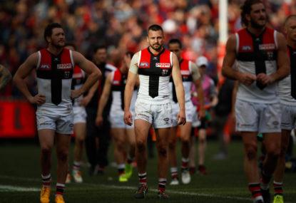 AFL top 100: Carlton versus St Kilda