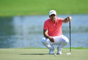 Jason Day in the mix after the opening round of the PGA Championship