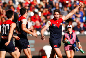 Why Melbourne should trade Jesse Hogan in 2018