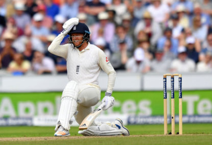 Cricketing quirks: The warm-up