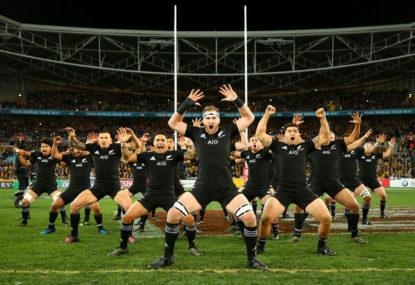 All Blacks vs France: International rugby live scores, blog