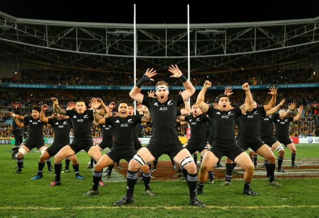 Kieran Read New Zealand Rugby Union Championship Bledisloe Cup All Blacks 2017