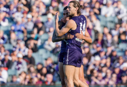 Dockers' Weller wants AFL trade to Suns