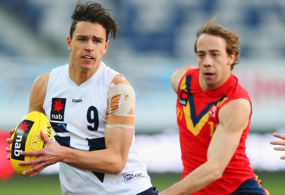 Luke Davies-Uniacke AFL draft 2017