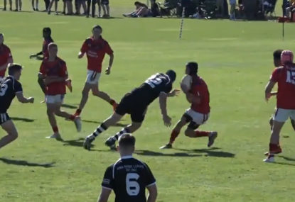 CLUB ROAR WEEKLY: Big hits, perfect pulls and the fastest try of the year?