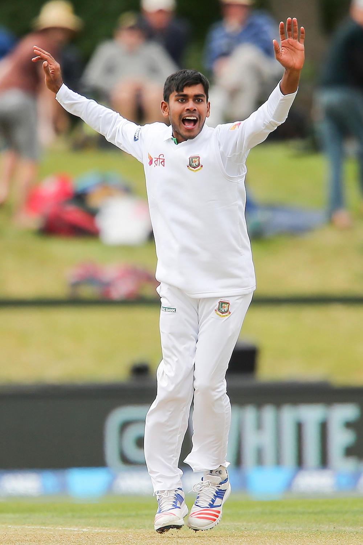 Mehedi Hasan Miraz Bangladesh Cricket 2017 tall