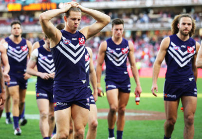 Docker shocker! Geelong wipe Fremantle off the map with 133-point slaughter