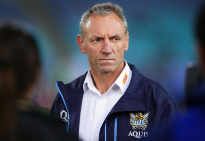 Forget the coach: The Gold Coast Titans should hire a general manager of football