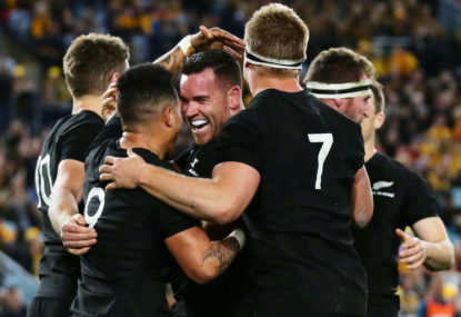 It's about the journey, not the destination, at the Rugby Championship