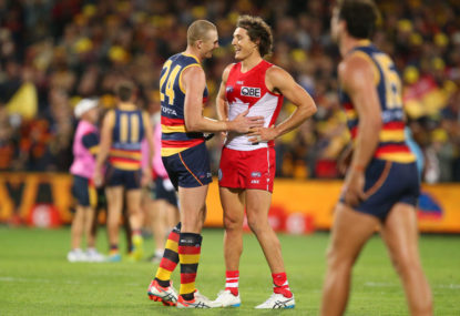 Sydney ruckman Tippett's time to shine