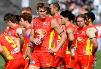 Gold Coast Suns 2018 AFL season preview, best 22 and predicted finish