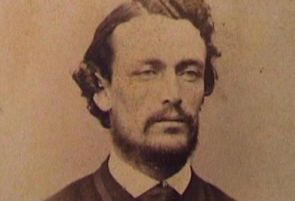 Tom Wills c. 1863.