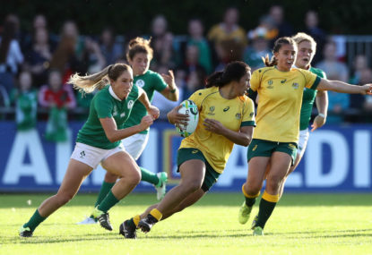Wallaroos vs Black Ferns: Start time, broadcast information, finish time