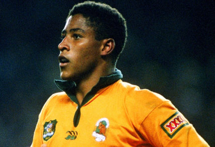 George Gregan in 1994