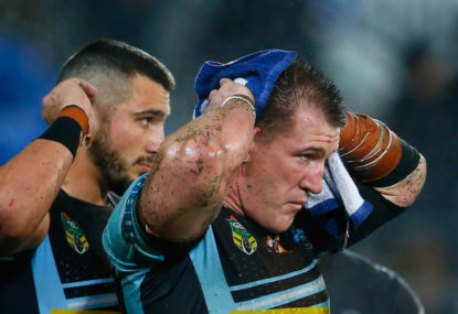 The great integrity of Paul Gallen