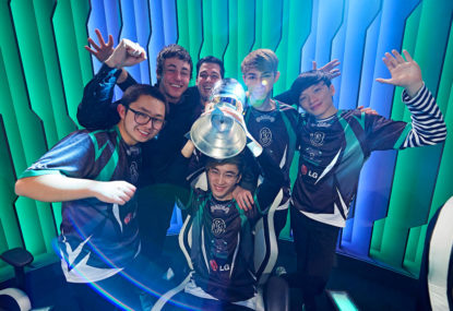 How the LG Dire Wolves aim to put Oceania on a new level at Worlds 2017