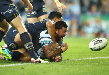 Cronulla Sharks vs North Queensland Cowboys live stream: How to watch the NRL Finals online or on TV