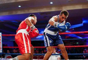 Elite boxing championship Week 9