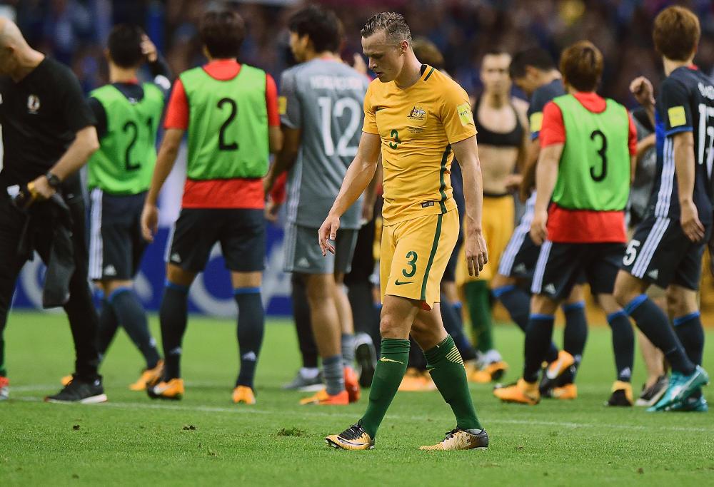 Brad Smith Australia Football Socceroos 2017