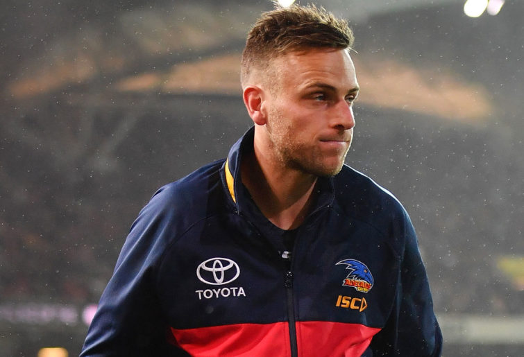 Brodie Smith Adelaide Crows AFL 2017