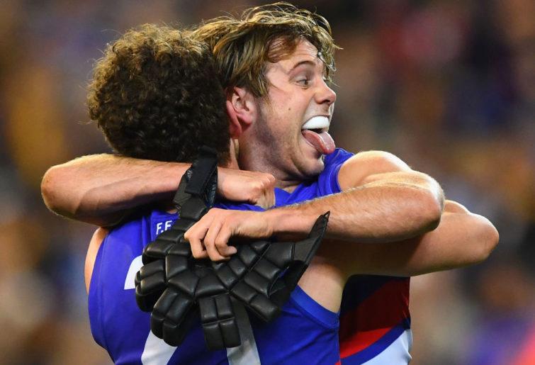 Caleb Daniel Western Bulldogs AFL 2017