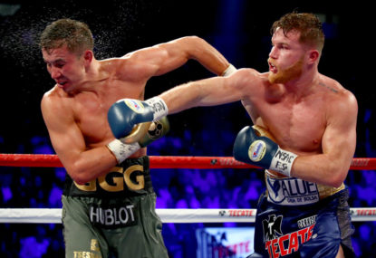 Canelo is getting off scot-free in boxing's latest drug scandal