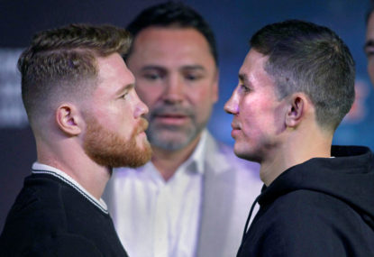 Saul 'Canelo' Alvarez vs Gennady 'GGG' Golovkin 2 - the battle for middleweight supremacy