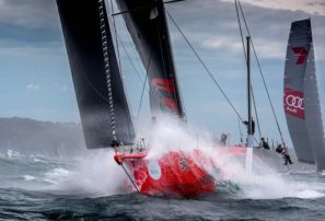 Wild Oats XI smashes Sydney to Hobart record but could face time penalty