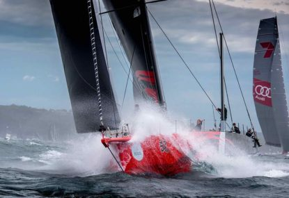 2017 Sydney to Hobart yacht race: live race updates, blog