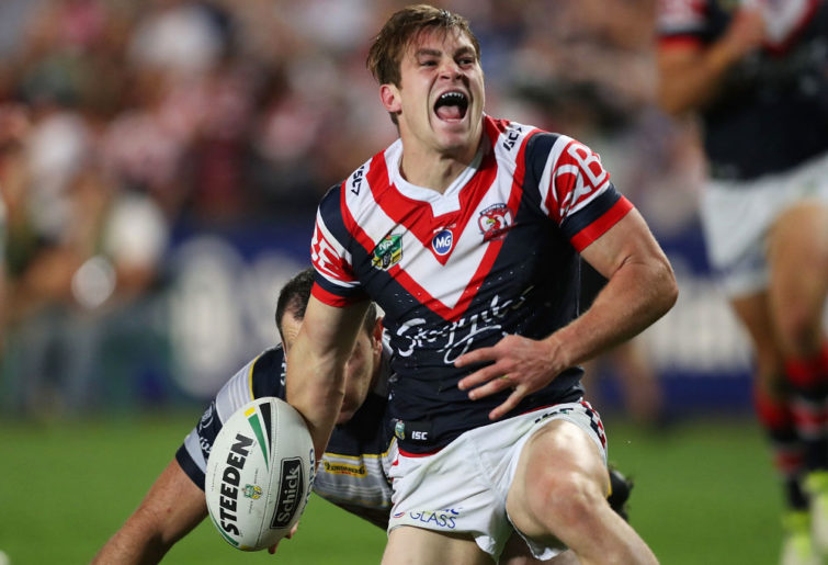 Connor Watson Sydney Roosters NRL Finals Rugby League 2017