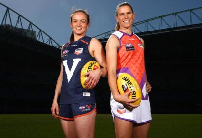 Victoria vs Allies: AFLW State of Origin live scores, blog