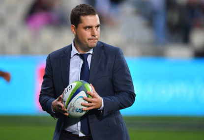 Wessels' Rebels move could make him the next Wallaby coach