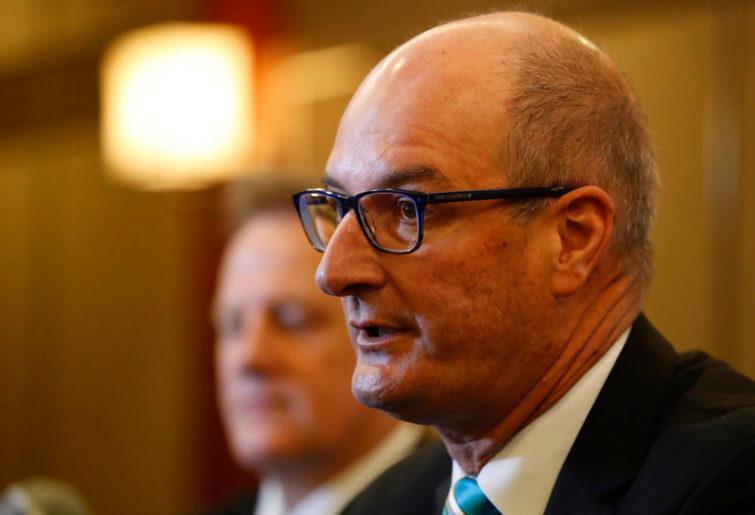 David Koch Port Adelaide Power AFL 2017