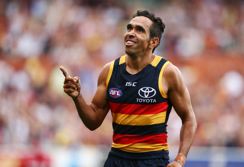 Eddie Betts Adelaide Crows AFL 2017