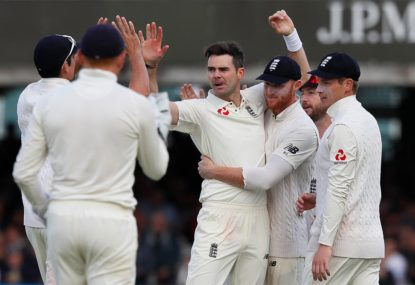 England's mid-series report card