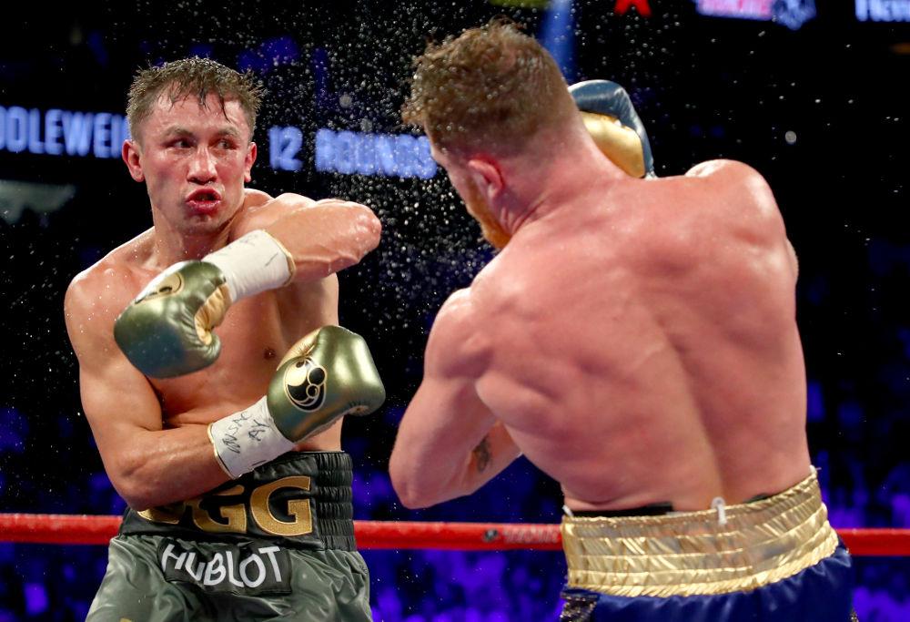 Gennady Golovkin Boxing 2017