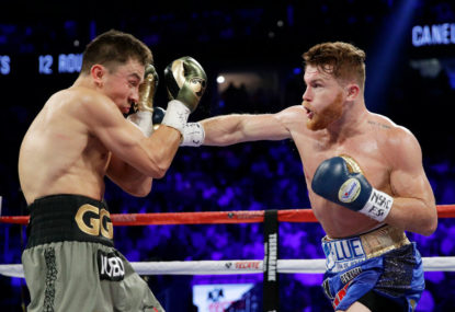 Gennady Golovkin and Canelo Alvarez draw in points decision