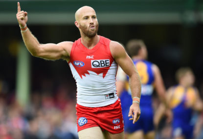 Jarrad McVeigh officially announces retirement