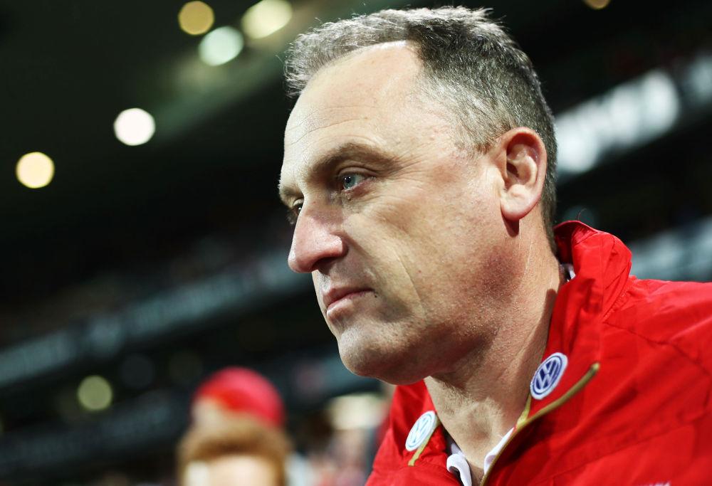 John Longmire Sydney Swans AFL 2017