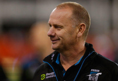 Trade period and draft analysis: Port Adelaide