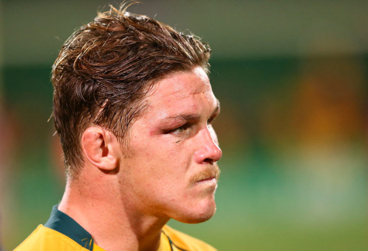 Michael Hooper Australia Rugby Union Wallabies 2017