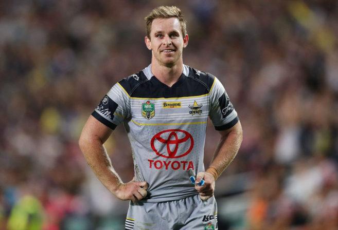 Michael Morgan NRL Finals North Queensland Cowboys Rugby League 2017
