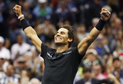 At Sweet 16, the heart still beats for Nadal