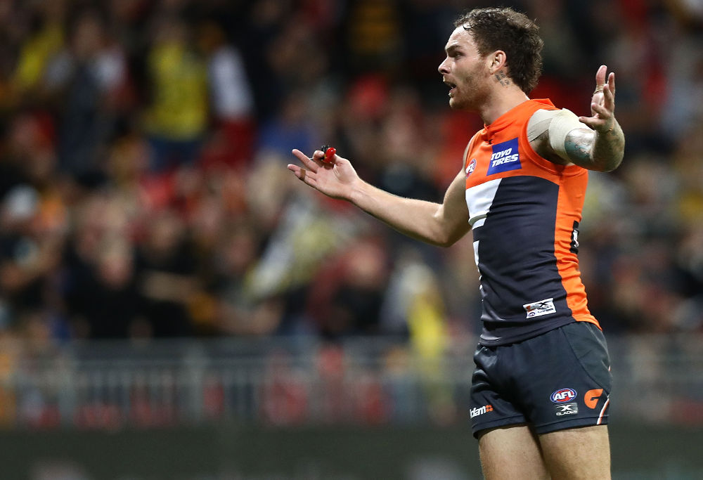 Nathan Wilson AFL GWS Giants 2017