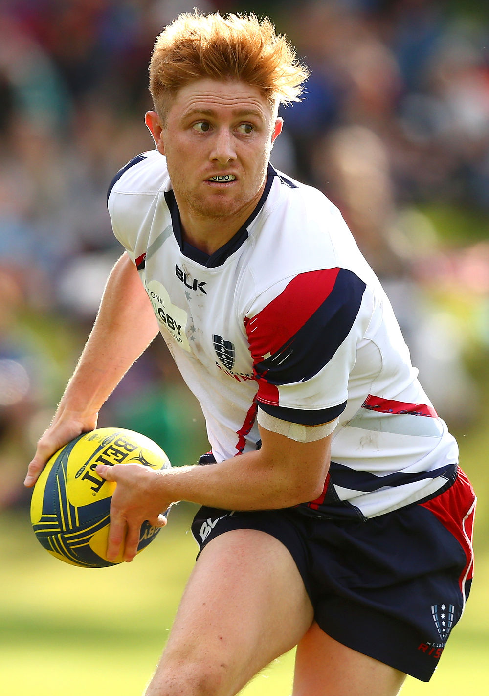 Nick Stirzaker Melbourne Rising NRC Rugby Union 2017 tall
